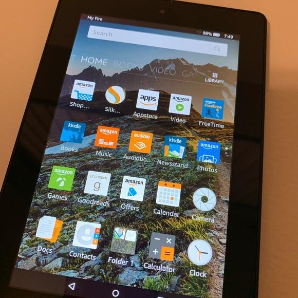 Amazon Kindle Fire HD 7 4th Generation